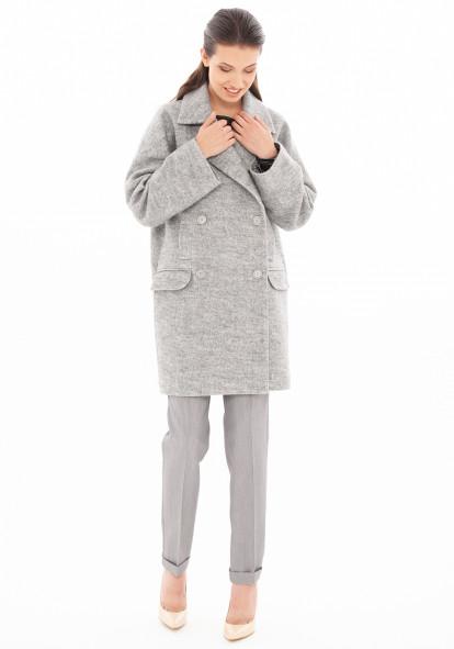 """Куртка демисезонная серая """"Сидней 21"""""""