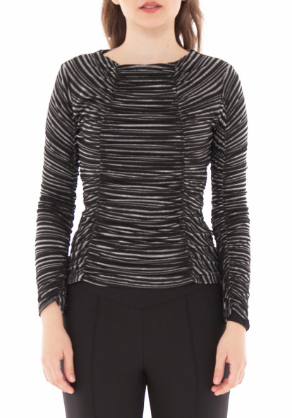 Top black with stripes Plovdiv