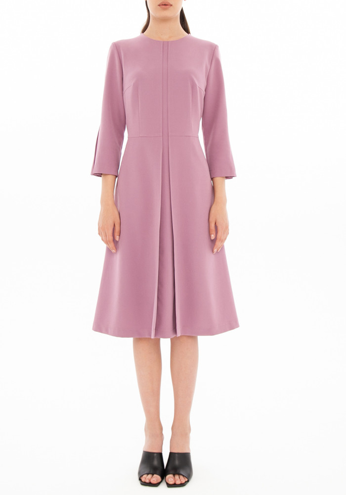 Lilac dress Dolores