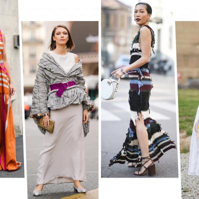 По дороге в лето: самые модные женские сарафаны