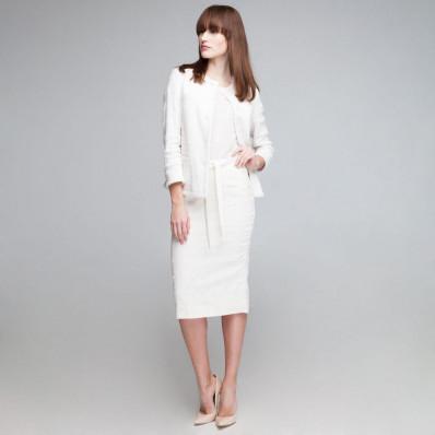 З чим носити білу спідницю?