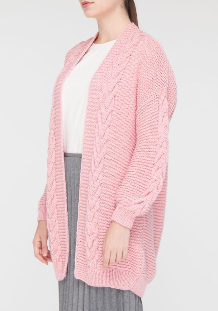 Cardigan pink  Dalas