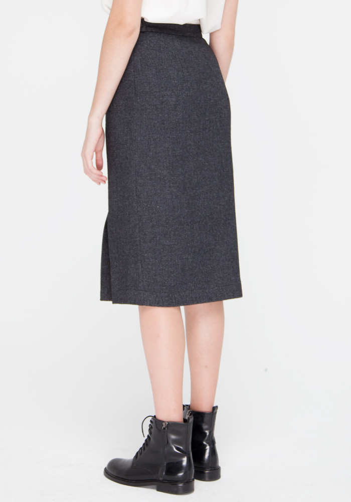 Graphite Pencil Skirt Taylor