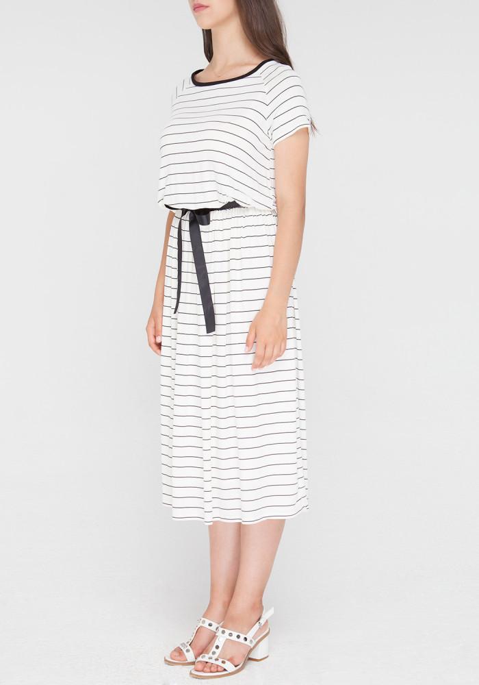 """""""Suzy"""" striped dress"""