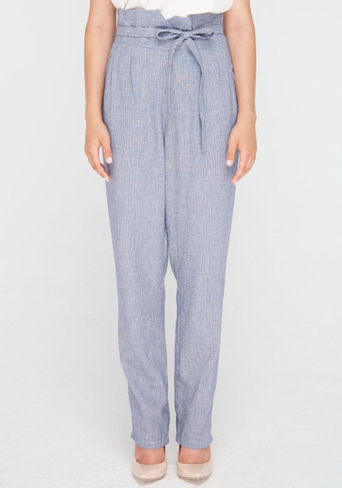 """Blue trousers """"Quartz"""""""