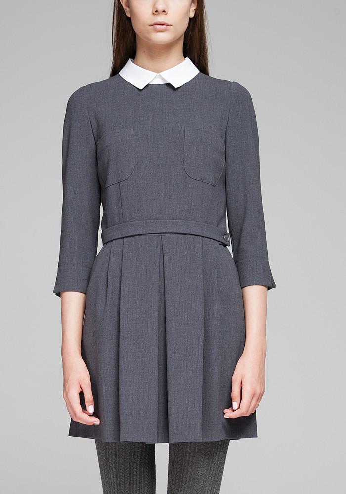 """Gray dress """"Viner"""""""