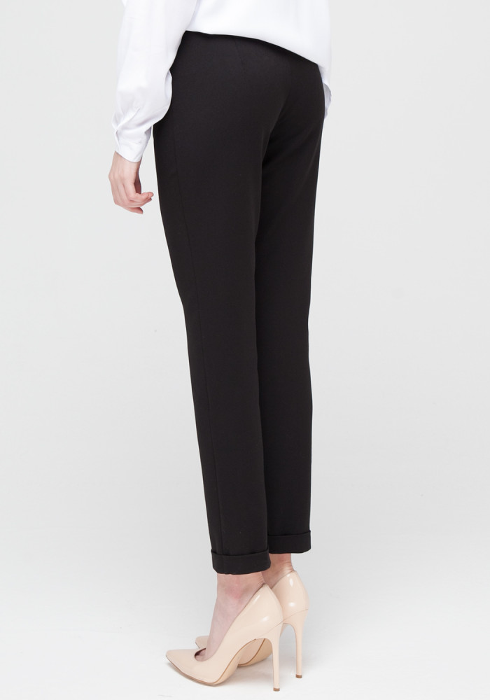 Trousers  black  Smoothie