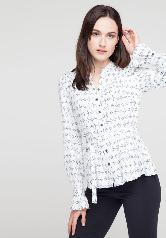 "Блуза ""Тутсі"" із орнаментом"