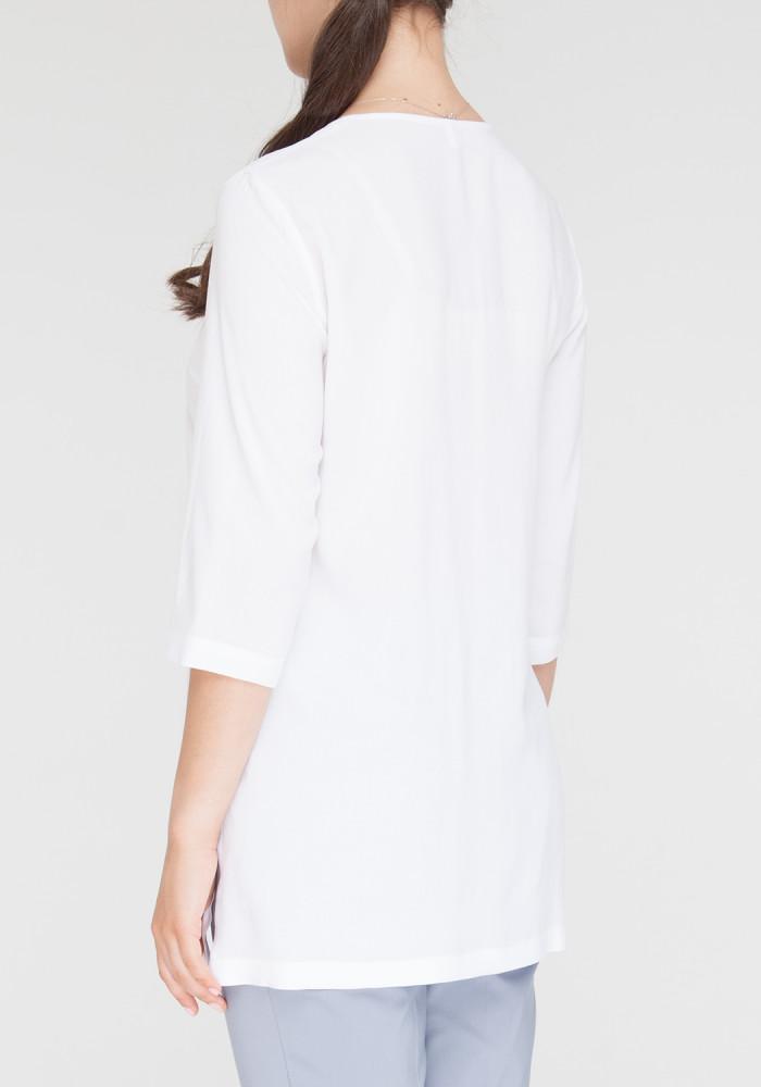 """Блуза біла """"Лозано"""""""