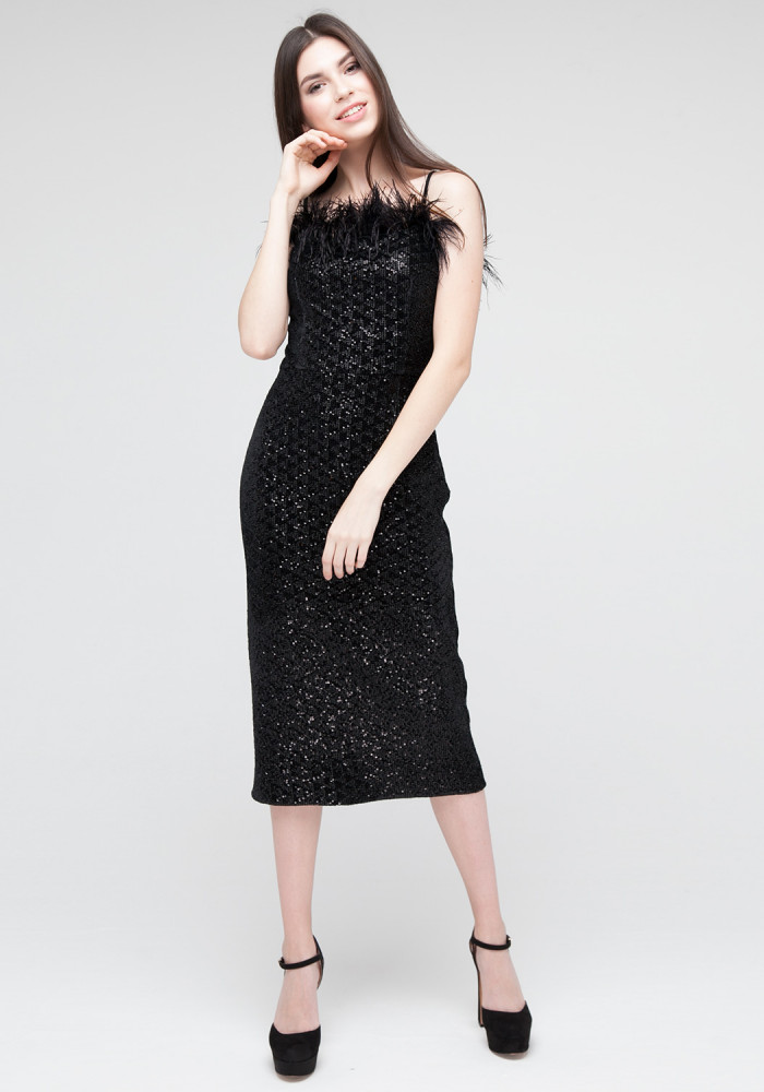 Limited Edition Velvet Dress Redial
