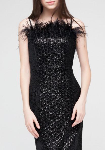 "Бархатное платье  ""Редиал"""