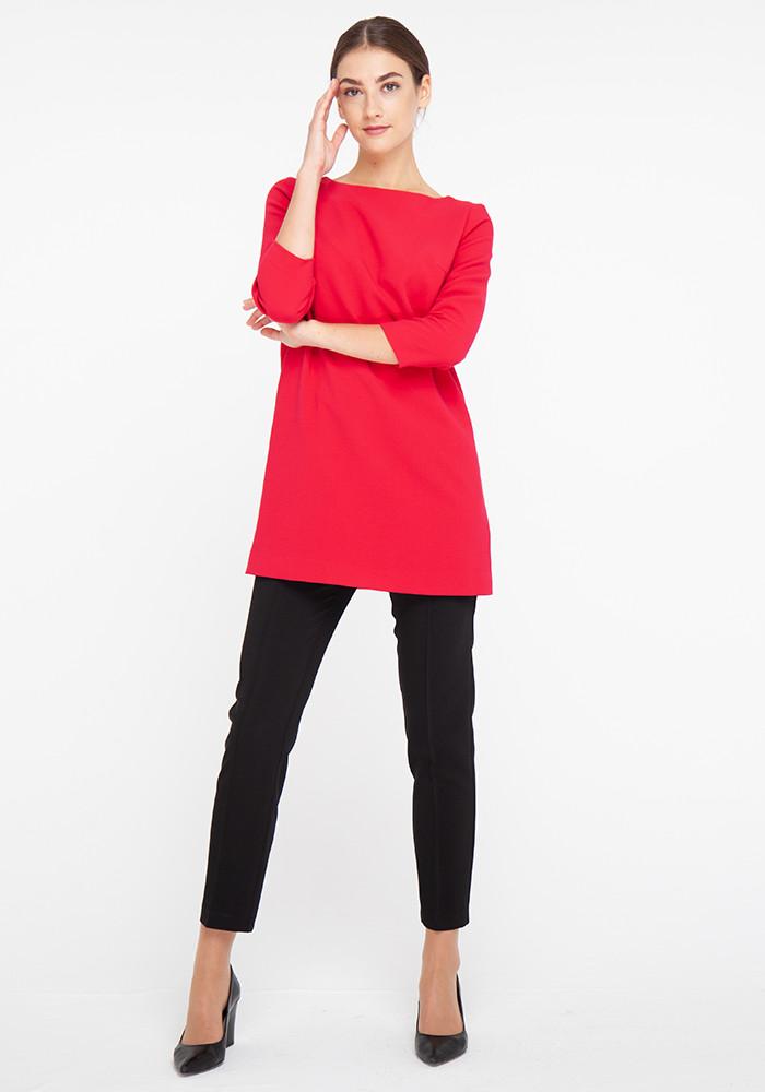 "Crimson transforming dress ""Season"""