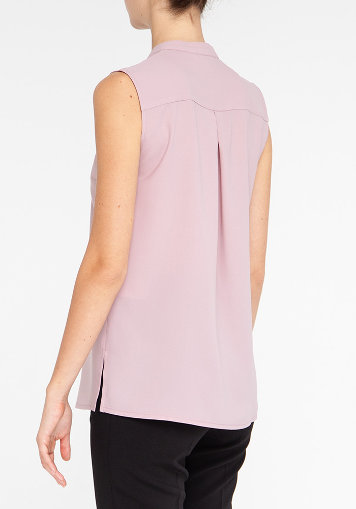 "Легкая блуза розового цвета ""Рейми"""