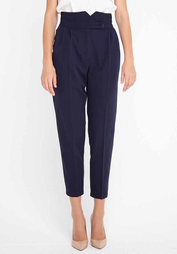 High waist tapered trousers Vitani 21