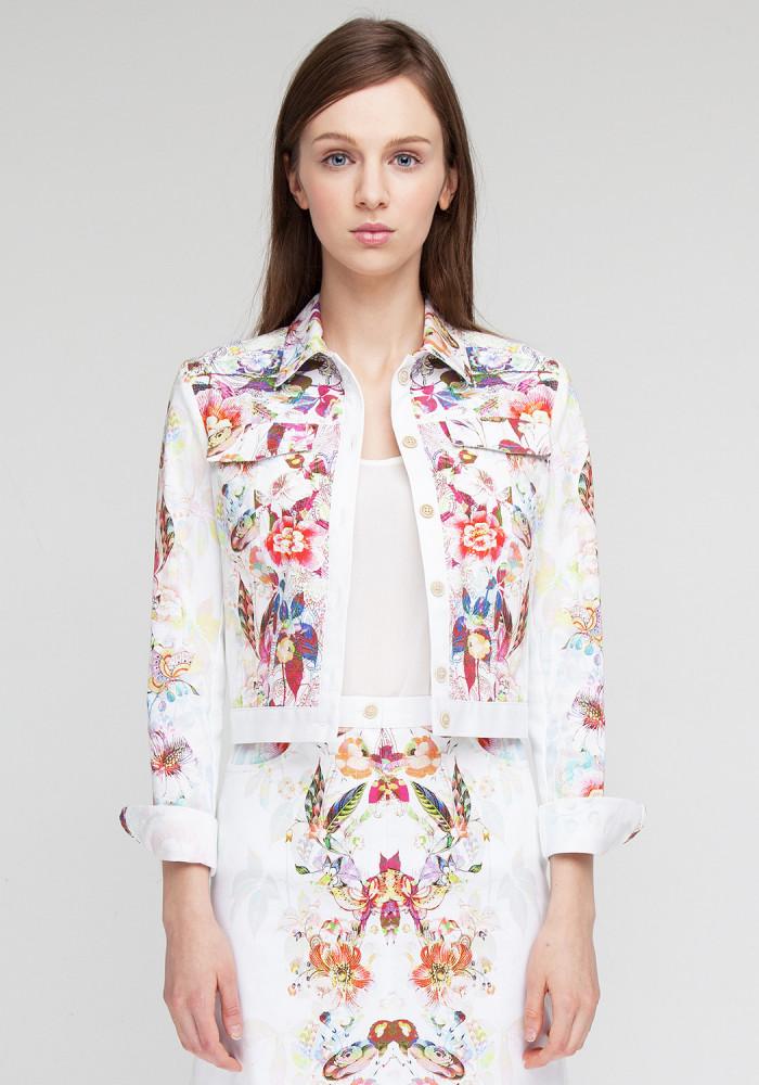 Jacket Floral Juliot