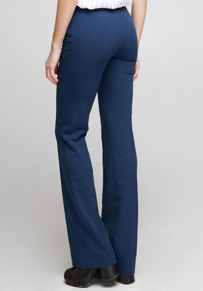 """Класичні штани """"Квартет18"""" сині"""
