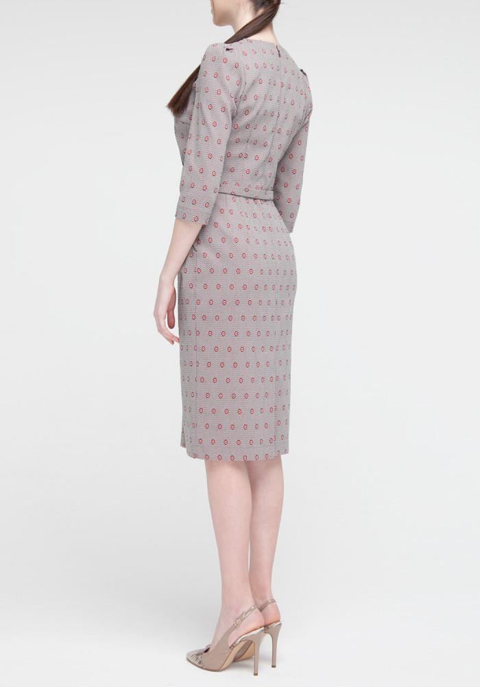 "Платье ""Агата"" кварц"