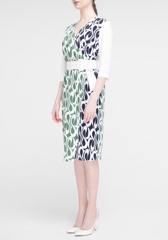 Dress green  Topaz