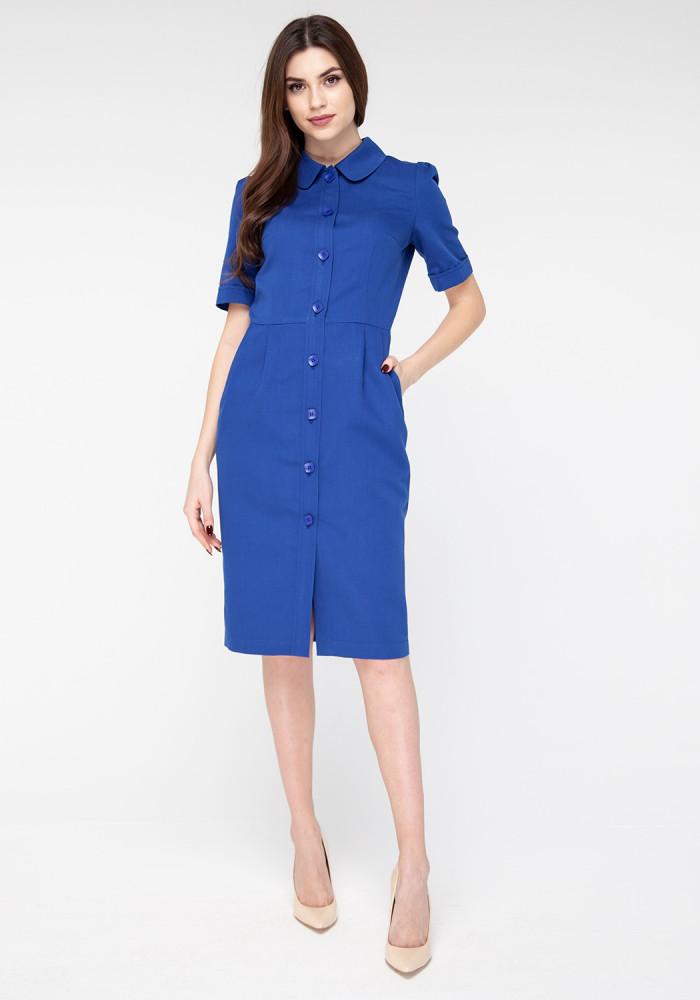 "Dress ""Pompedu"" blue"
