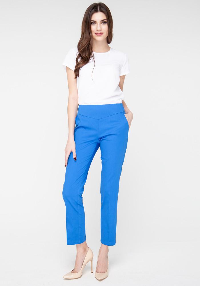 """Trousers """"Marko 2020"""" cornflower color"""