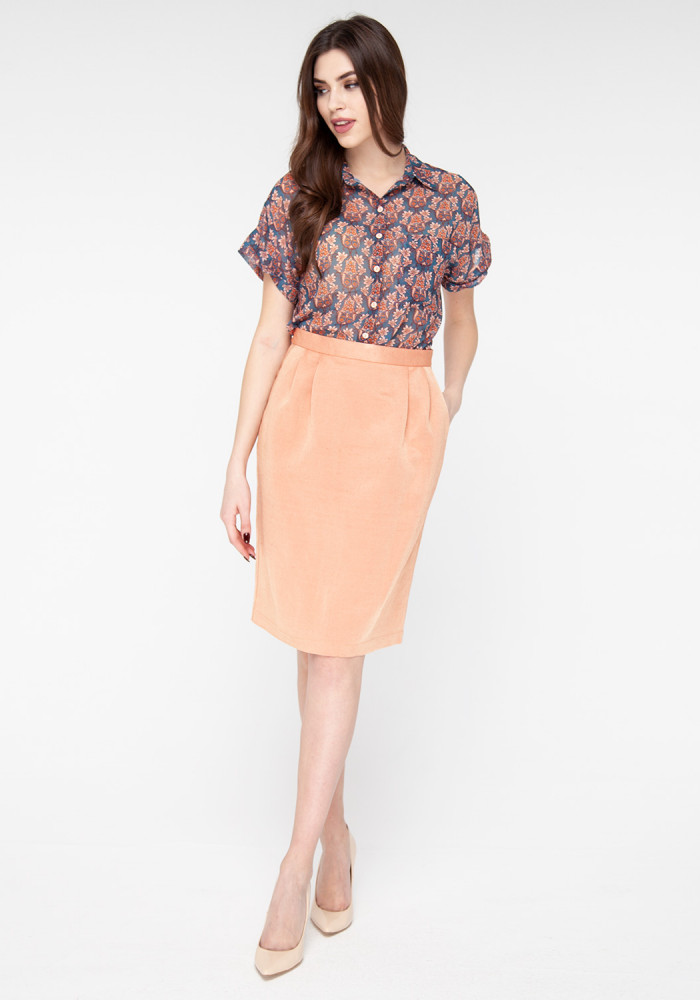 Skirt orange Broony