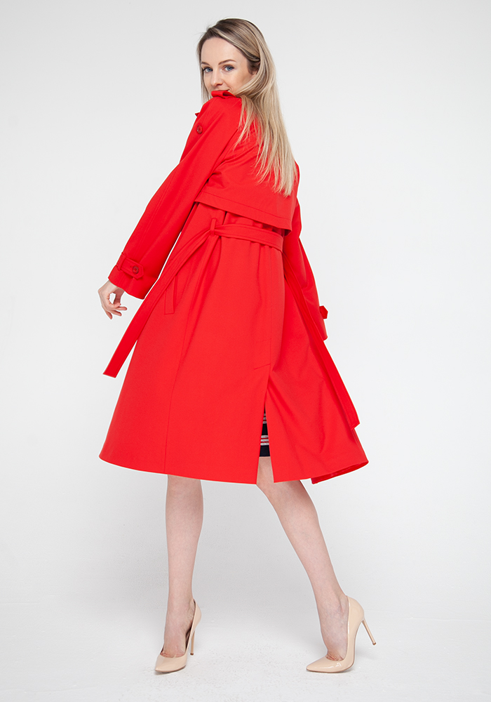 "Raincoat ""Lublin"" red"