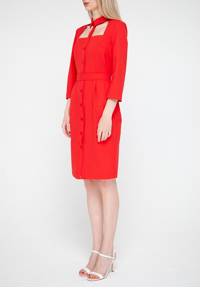 Red dress Flamenco