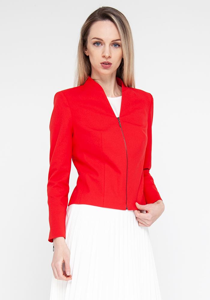 "Жакет ""Ред"" червоного кольору"