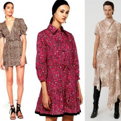 Какие осенние платья в моде в 2021 году?