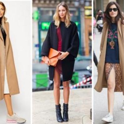Кому идет классическое пальто, и с чем его носить?