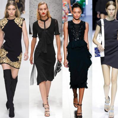 Классическое черное платье – лучшая модная находка в истории