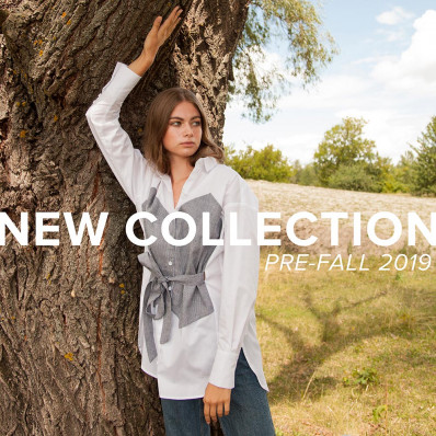 Встречай pre-fall коллекцию от KRISSTEL!